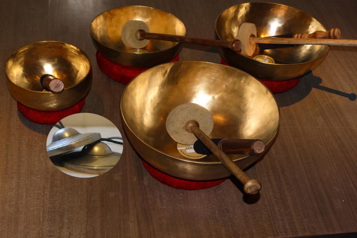 Iash Advanced Level Singing Bowls Sound Healing Training Workshop